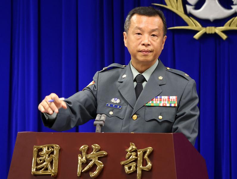 中共18日台海實彈演習 台國防部:嚴密掌握