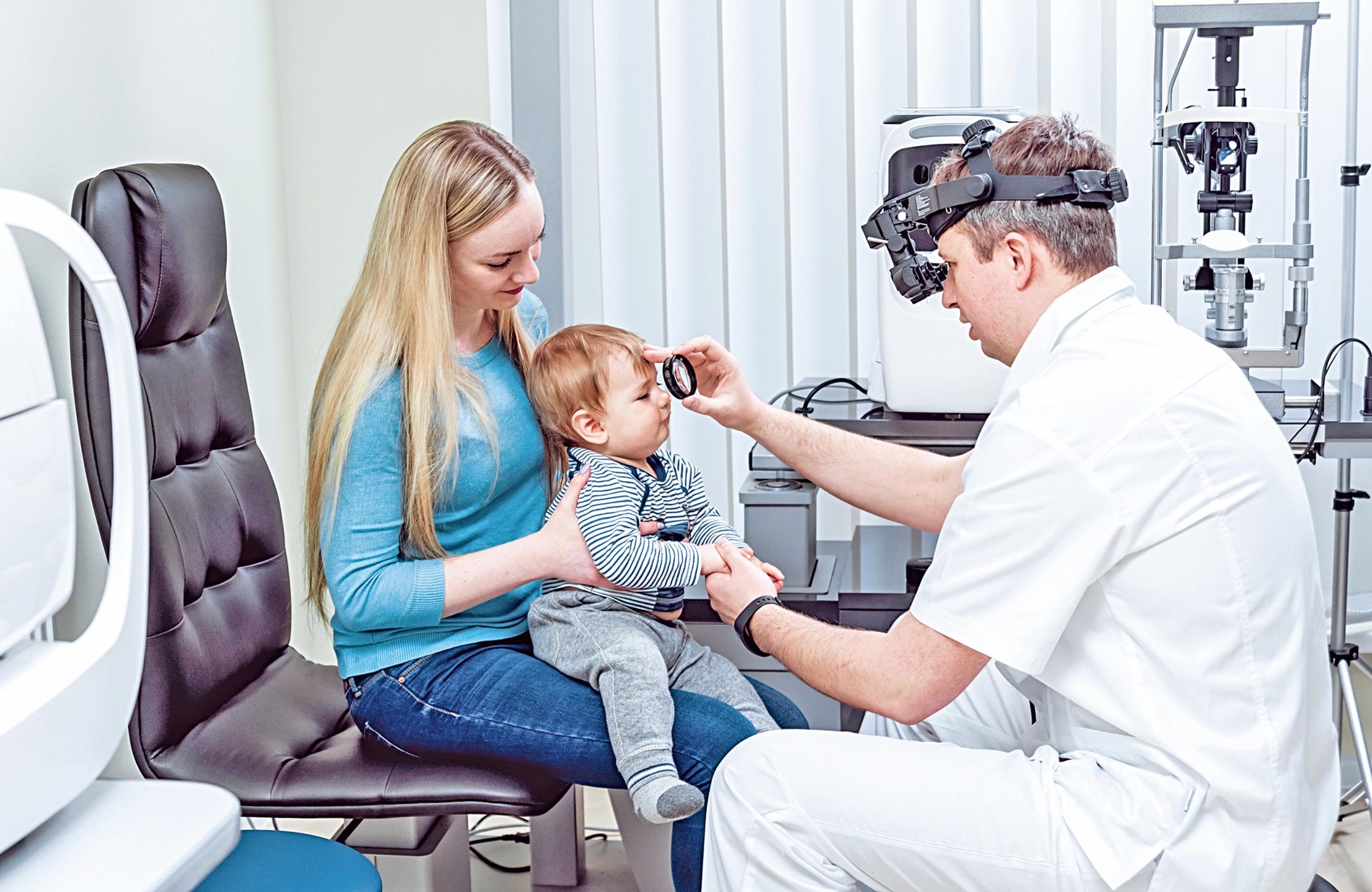 兒童斜弱視 把握視覺發育期