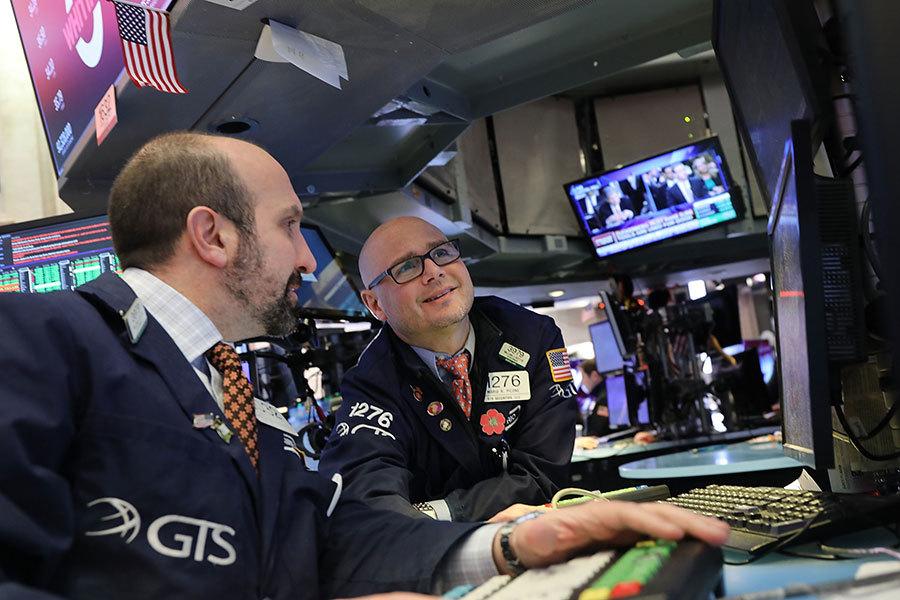 中共開放金融給華爾街帶來甚麼?