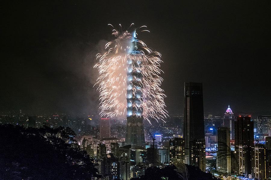 美媒:台灣取代香港 成亞洲言論自由堡壘