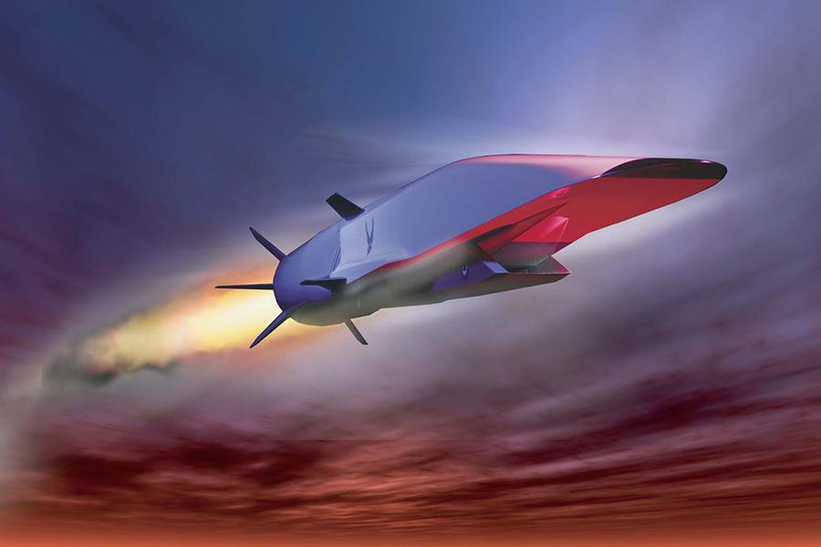 中俄緊逼 特朗普政府加強研製高超音速武器