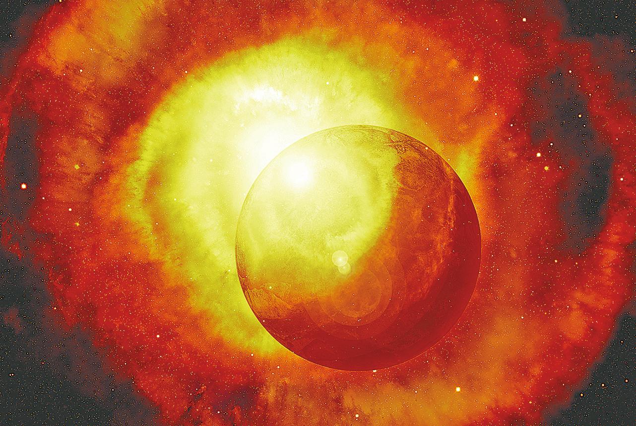 極小粒子可引發大爆炸