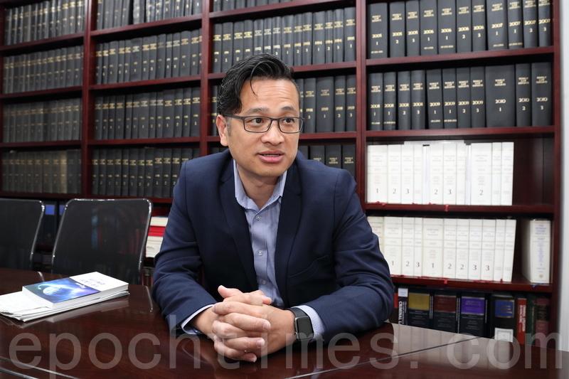 法政匯思吳宗鑾:港府帶頭破壞法治傷害最大