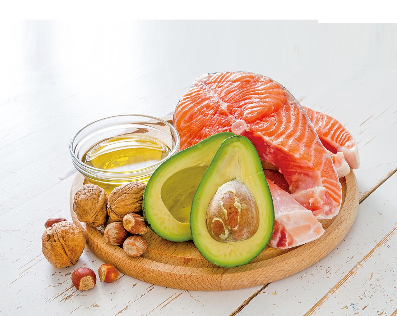 吃對脂肪讓你更健康