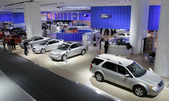 中美談判前夕 傳北京擬將汽車關稅減半