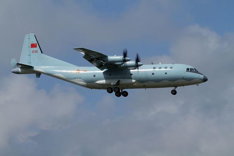 兩韓峰會剛結束 中共軍機闖韓識別區遭攔截