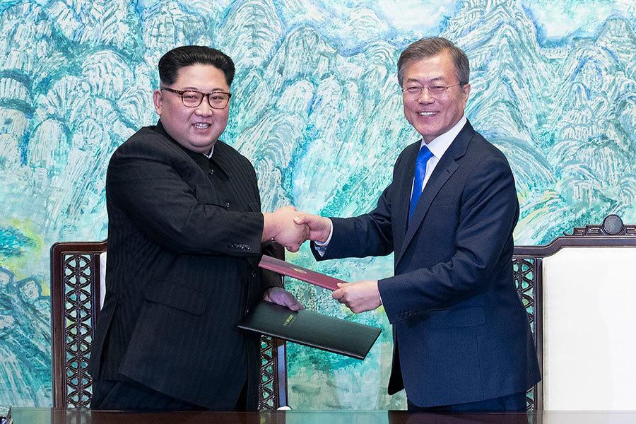 板門店宣言刺痛中共 中共外長王毅突訪北韓