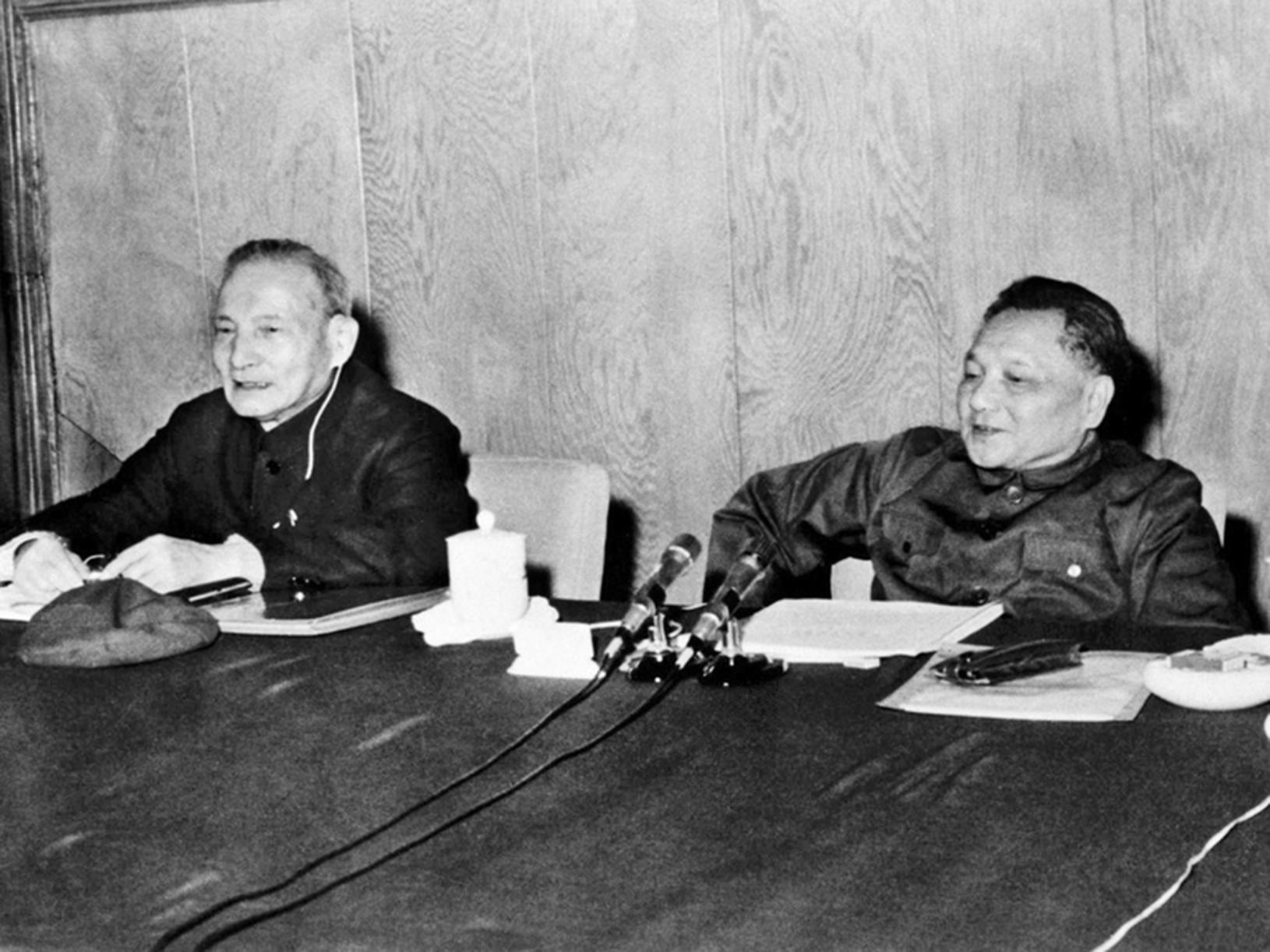 鄧小平是改革開放總設計師 還是「總扼制師」(下)