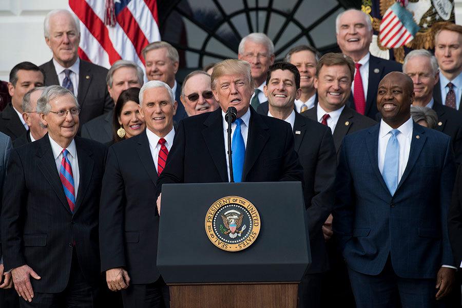 羅斯:特朗普減稅已為美國勞工帶來利益