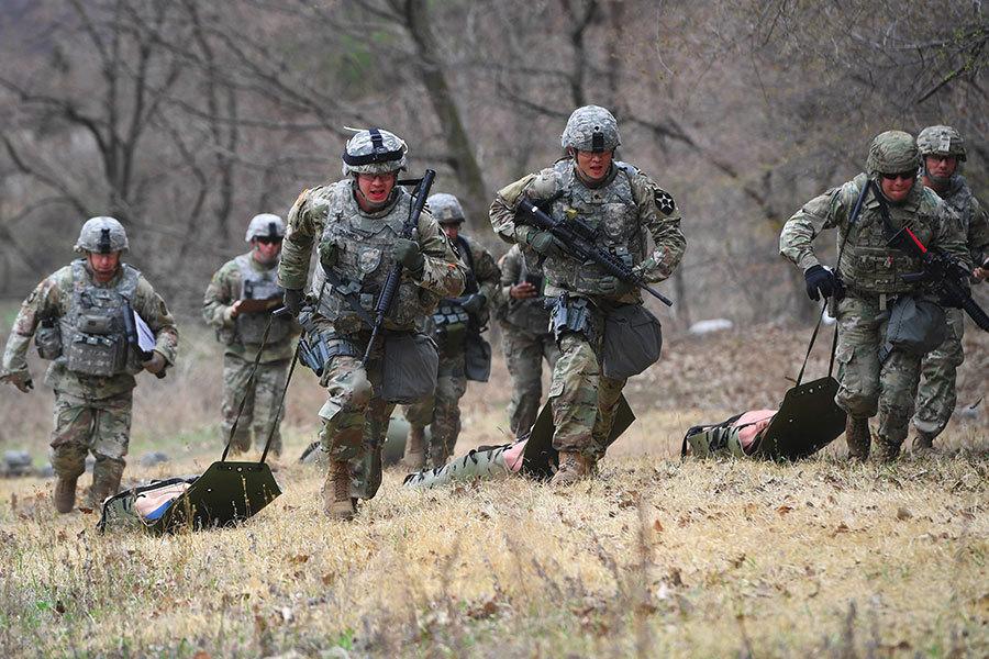 南韓:即使簽署和平協定 仍需美軍駐守
