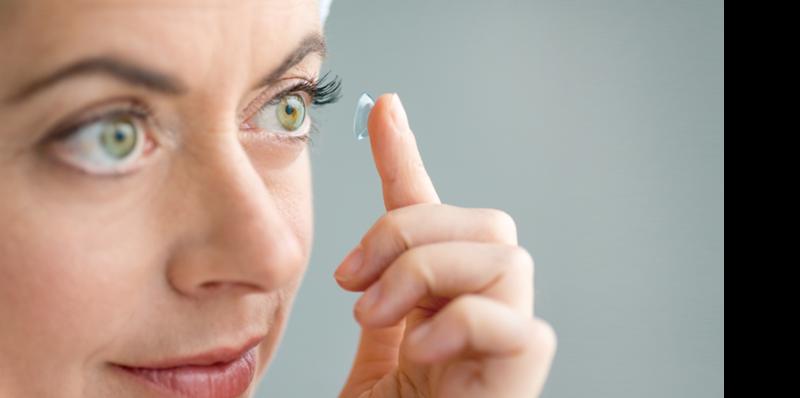 戴隱形眼鏡3種好辦法免感染