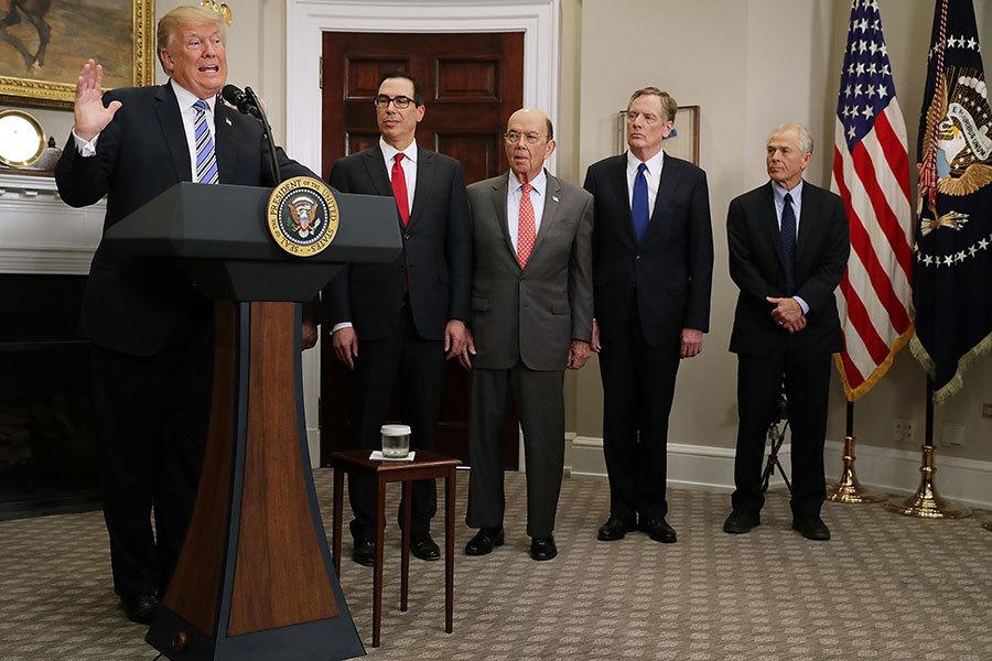 貿易戰再起 白宮擬公佈301關稅最終清單