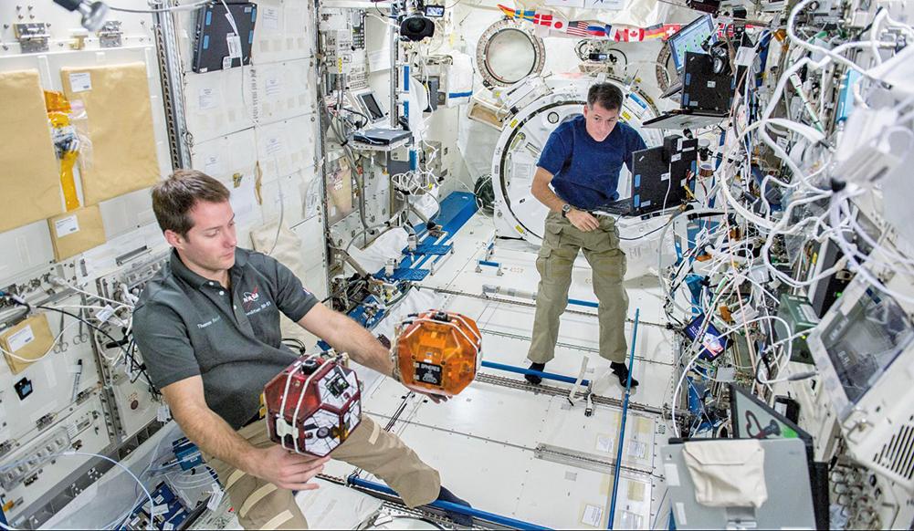 人工智能助手 進駐國際空間站