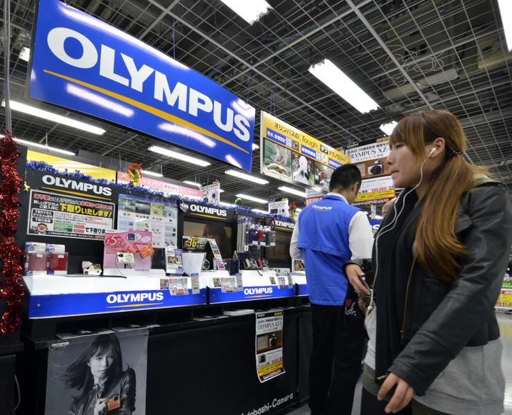 三星之後 日本光學巨頭奧林巴斯關閉中國工廠
