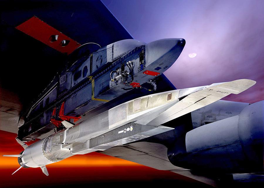 美空軍加速超音速武器研發 2020年或部署