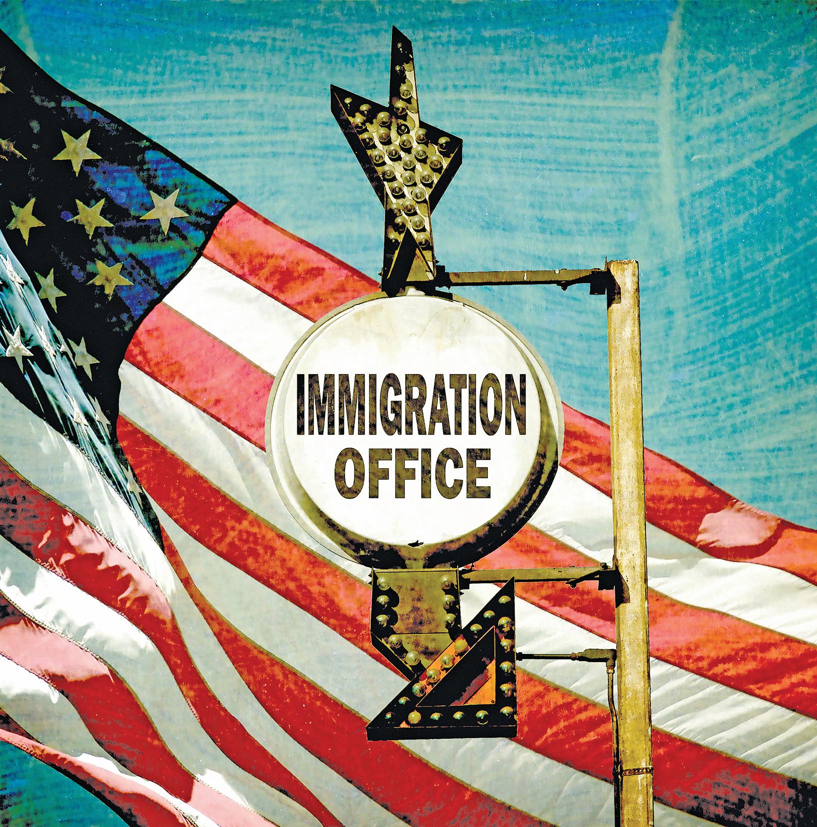 特朗普多措施解決移民案積壓