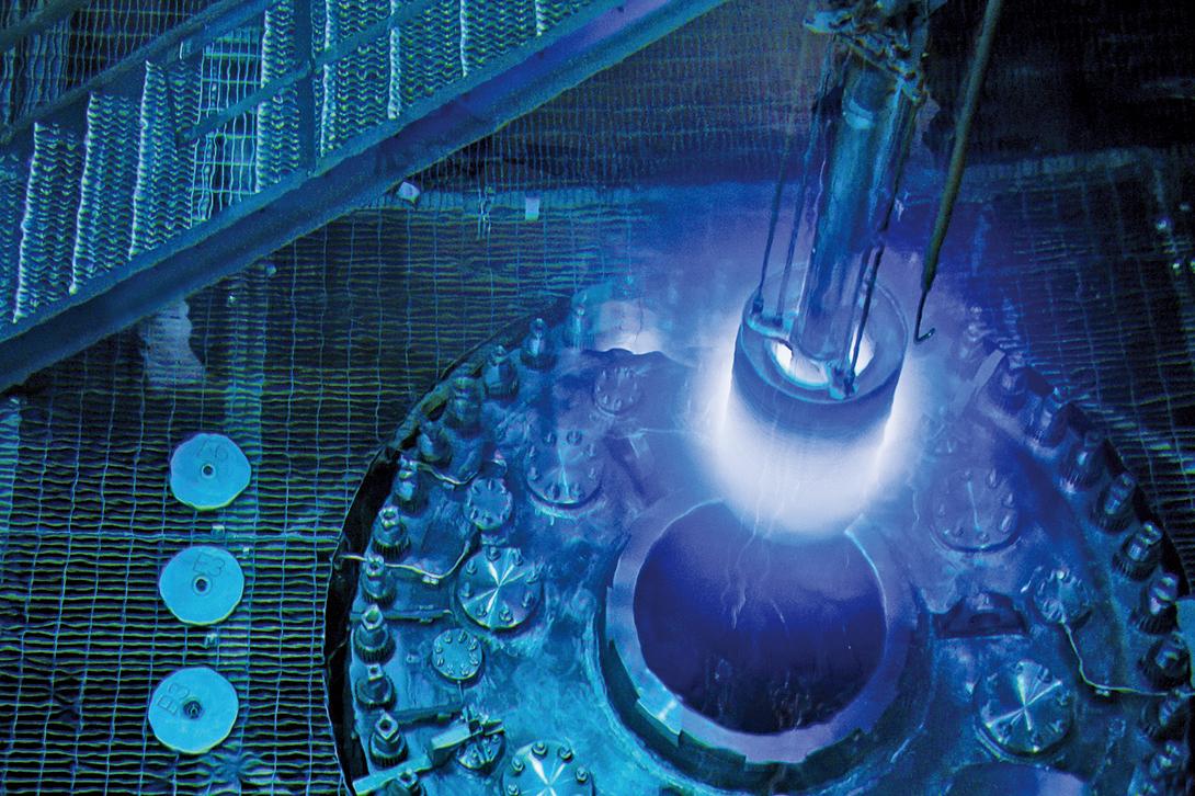 新型保護層 讓核燃料棒更安全