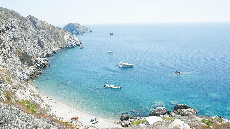 克羅地亞的帕拉格魯扎群島為潛水勝地(Adam Sporka / 維基百科)