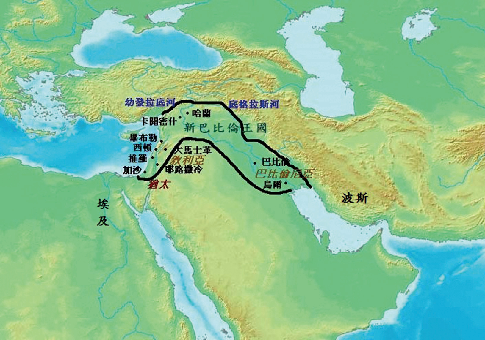 聖城期待神再臨——耶路撒冷四千年的故事(三)