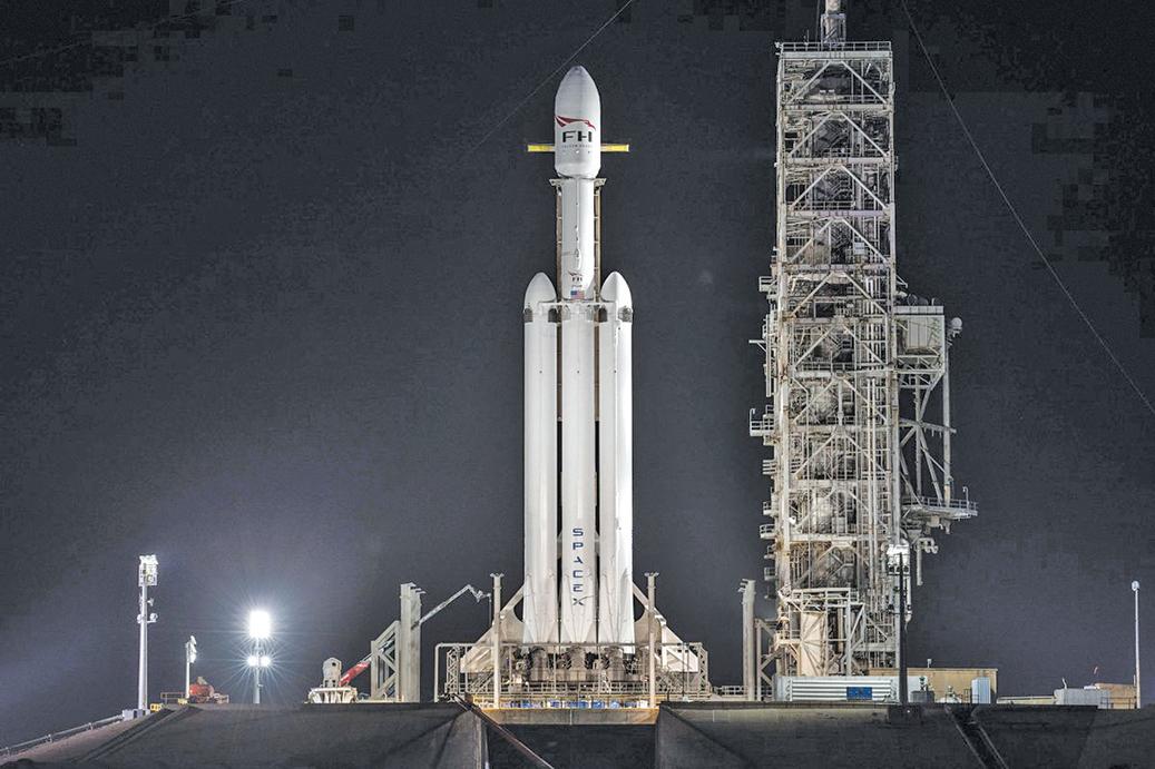CNBC:2018破壞性企業 SpaceX奪冠