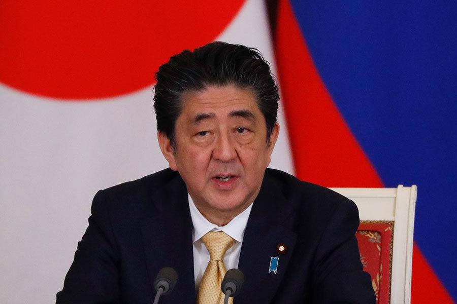 搶在特金會前安倍七訪特朗普 重申促北韓無核化