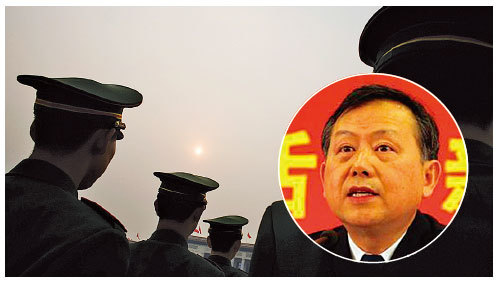 3年內3次換人 黃明接任610辦主任