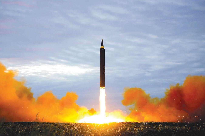 應對北韓及其它國家核導彈威脅 五角大樓投資秘密AI項目