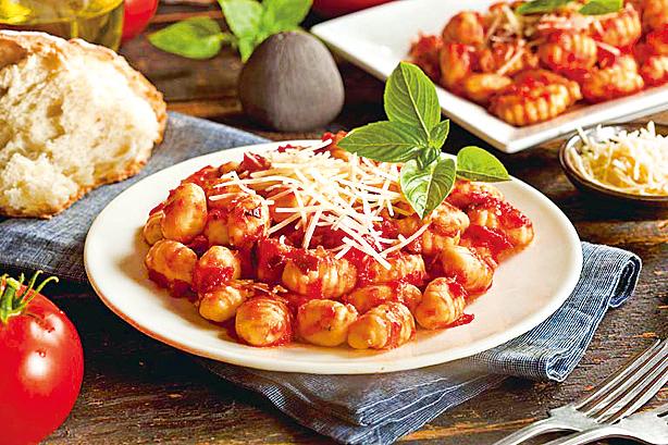 吃不完的薯蓉可以重新製作成意大利麵疙瘩(gnocchi)。