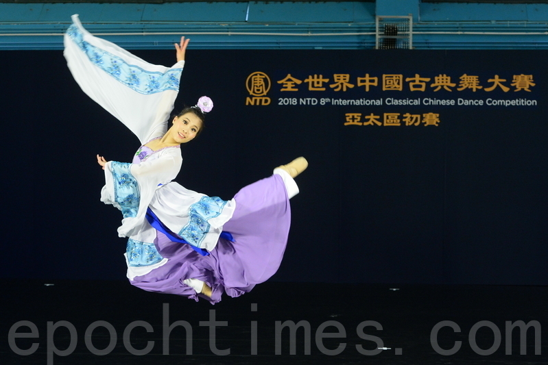 古典舞弘傳統文化 選手感恩獲成長與昇華