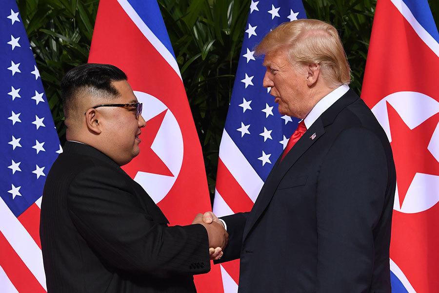 史達:特朗普策略奏效 朝核危機和平化解中