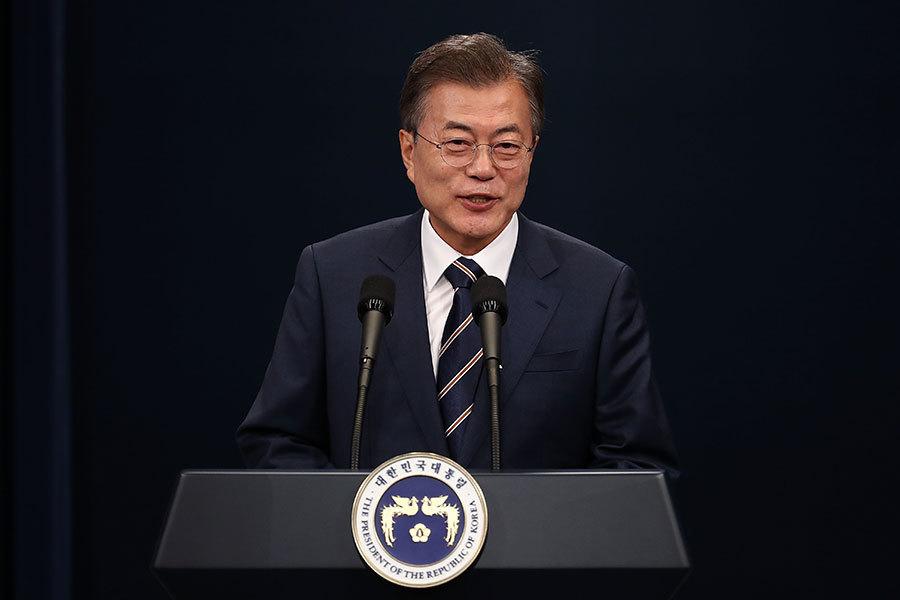 南韓地方選舉執政黨大獲全勝 保守陣營慘敗
