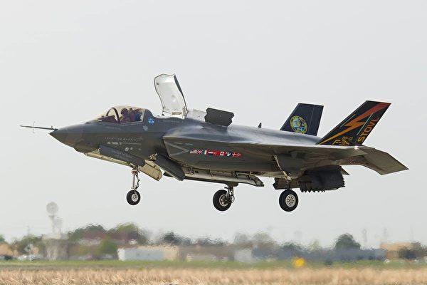 涉向中共洩F-35戰機機密 英前工程師被捕