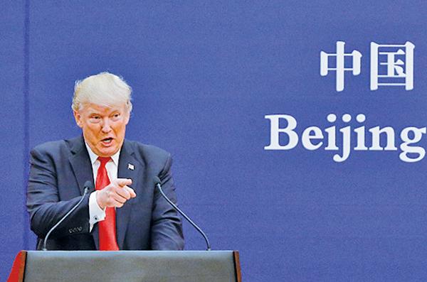 美擬對兩千億中國貨物加稅