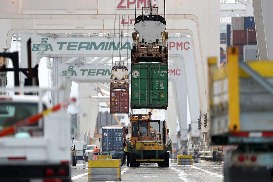 中美經濟一上一下 為白宮迎貿易戰添新底氣