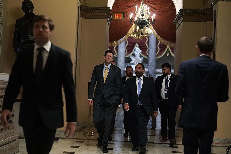 眾議院移民法案受挫 延遲至下周表決