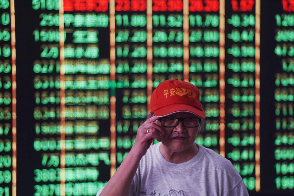 貿易戰陰雲下中共降準 陸股不買帳繼續下跌