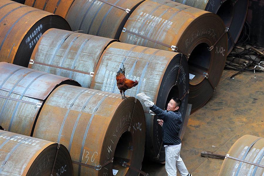 中美打貿易戰?學者質疑聲在高層流傳