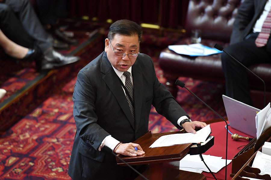 澳洲華裔工黨議員被曝成中共統戰對象