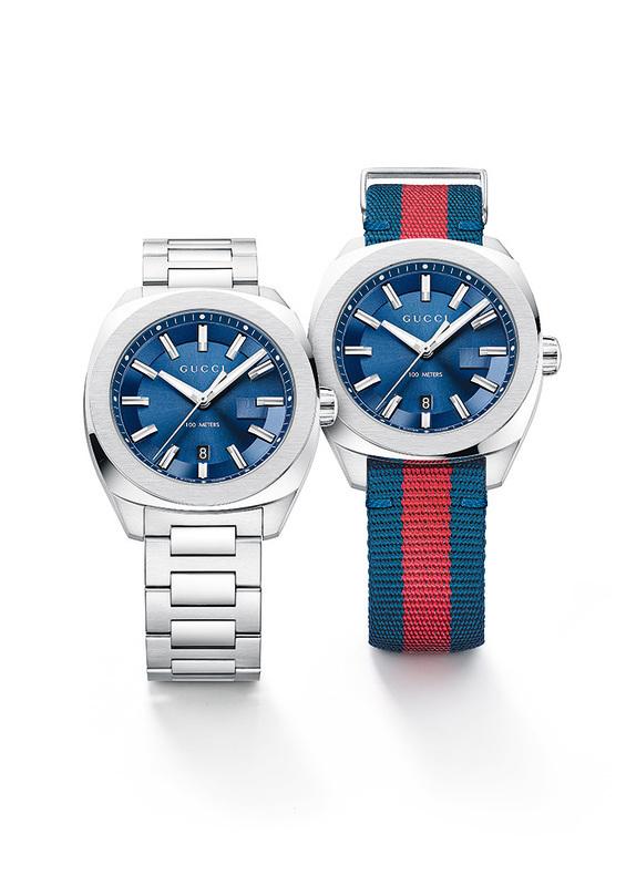 GG2570系列腕錶。(Gucci)