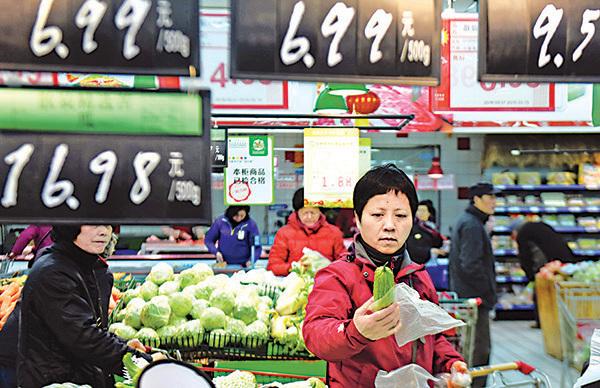 中國經濟放緩 外媒:更大風險在內需
