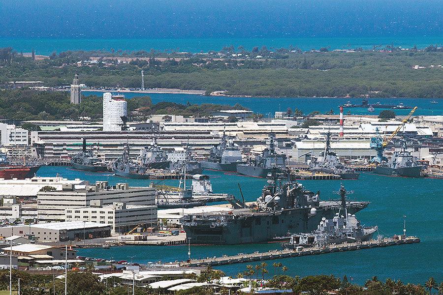 最大海上軍演 美國「全球交朋友」中共缺席