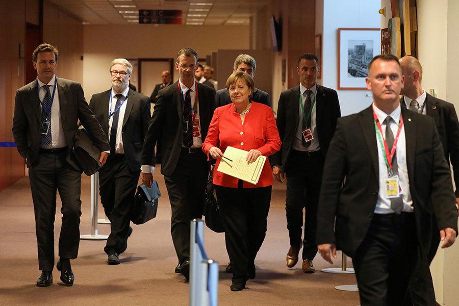 歐盟就難民問題達成協議 落實協議任務艱巨