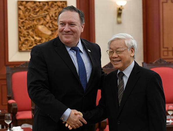 蓬佩奧敦促北韓仿效越南 實現與美建交