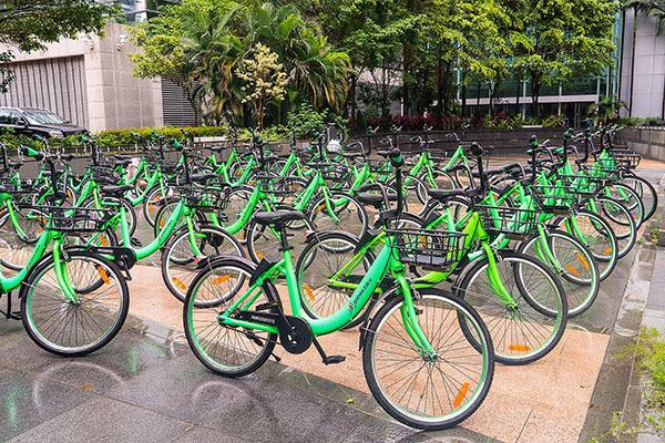 共享單車Gobee.bike結束港業務