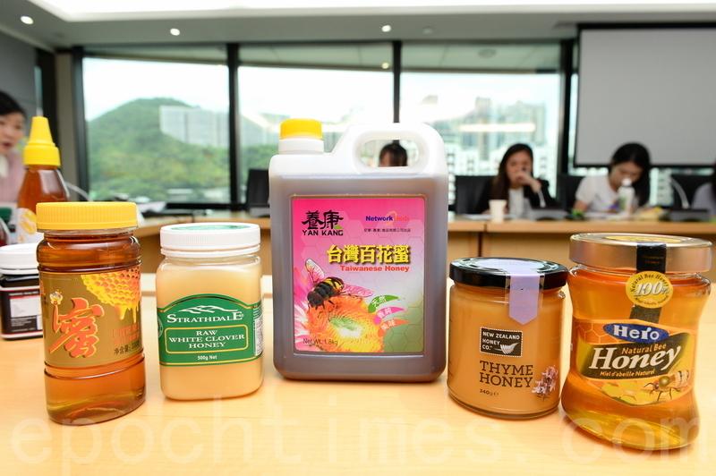消委會指兩款蜂蜜含致癌物