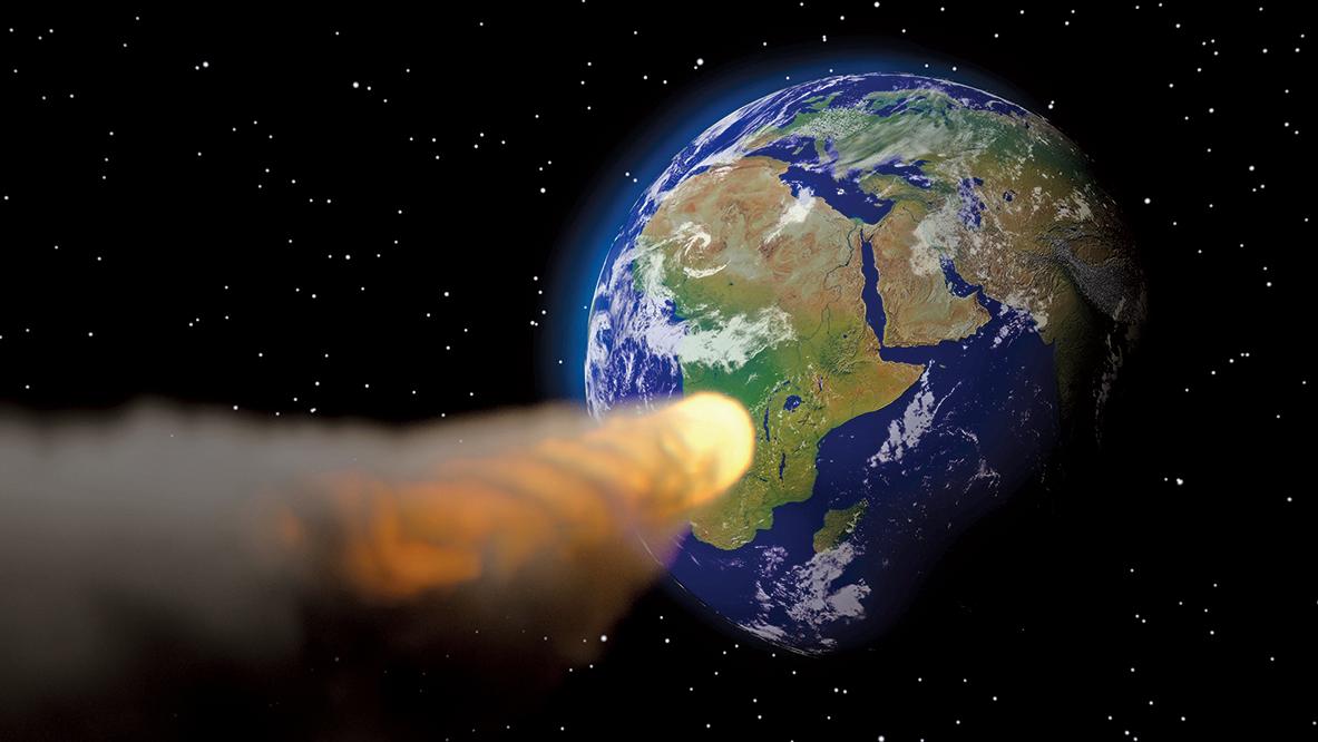 NASA如何應對小行星威脅地球