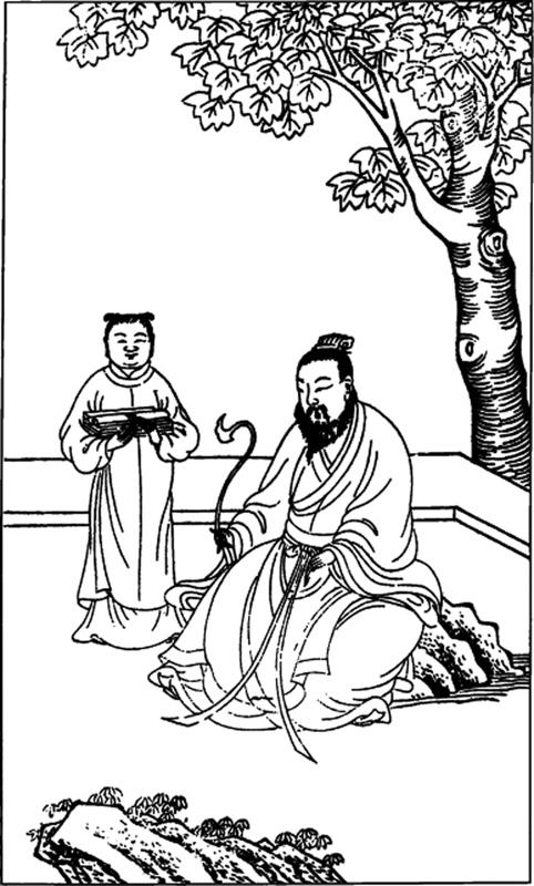 林積拾到珠寶,歸還主人,後來位至三公。(大紀元資料圖片)