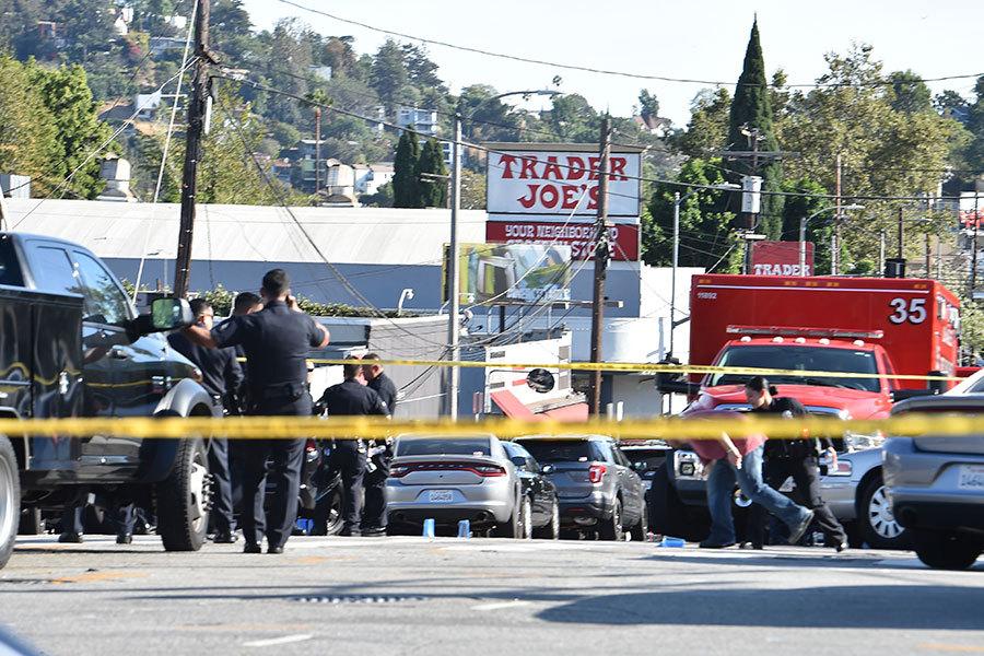槍手衝入洛杉磯超市劫持人質 一女子遇難