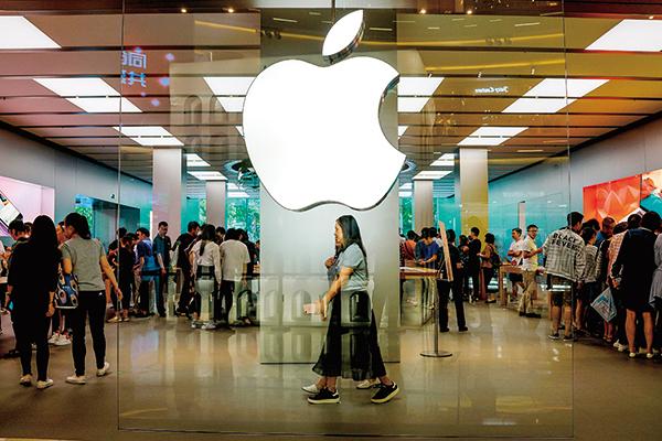 美中貿易戰 蘋果「樹大招風」