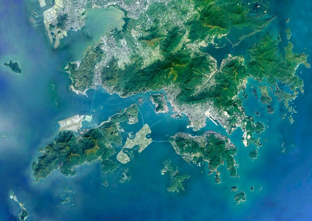 東大嶼填海被批政治任務